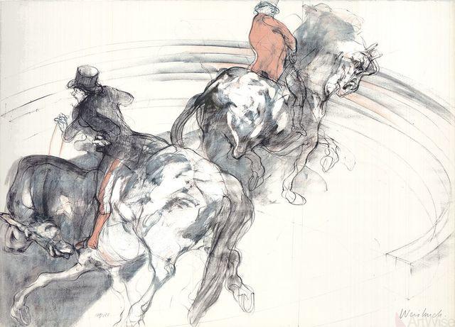 , 'Deux Cavaliers,' , ArtWise