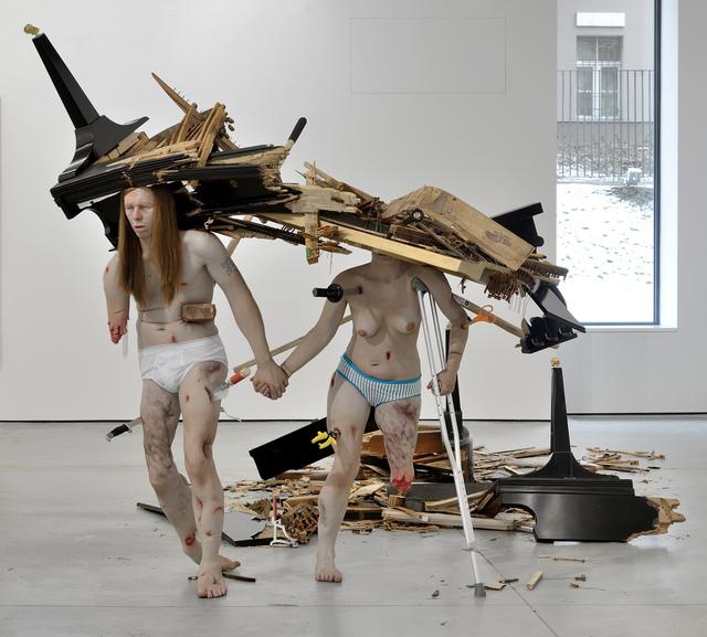 , 'Fucked Couple,' 2005-2007, Gary Tatintsian Gallery