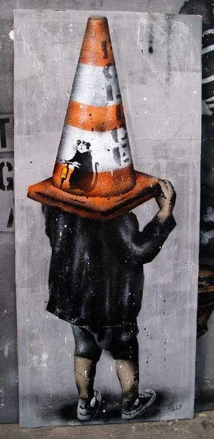 , 'Street Art Addict,' 2014, MUCA