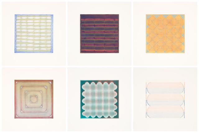 Dan Walsh, 'Folio B,' 2010, Pace Prints