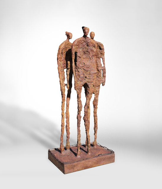 , 'The Lucky Ones (Maquette),' , ÆRENA Galleries and Gardens