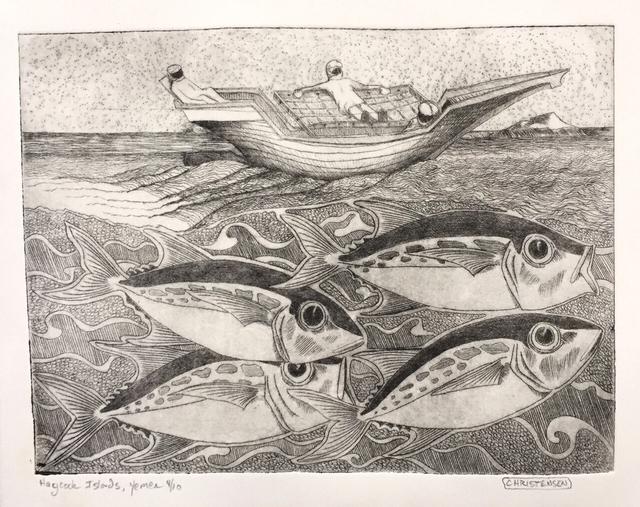, 'Haycock Islands, Yemen,' 2019, Greenhut Galleries