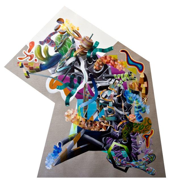 , 'After Denudation 5,' 2016, Ayyam Gallery