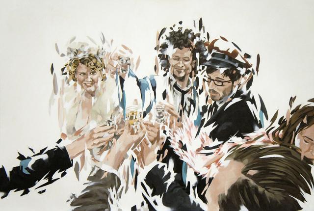 Ian Shults, 'ten twenty-one p.m.', 2013, Wally Workman Gallery