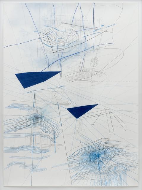 , 'Isafjordur (OVS, Westfords, Iceland),' 2016, Barry Whistler Gallery