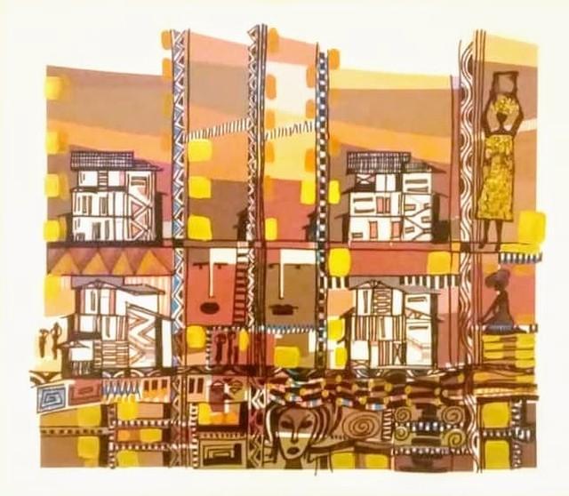 Kika Marciano, 'Africa', 2015, Ligia Testa Espaço de Arte