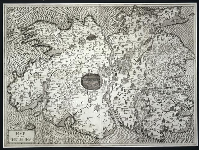 , 'Map of an Englishman,' 2004, Galerie Maximillian