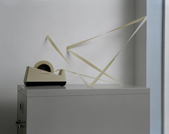 , 'Tape,' 2012, CURRO