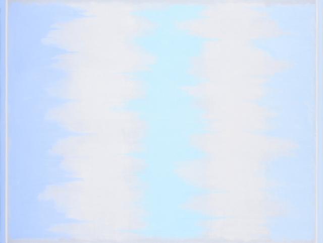 , 'Sea Blues,' 2018, Charles Nodrum Gallery