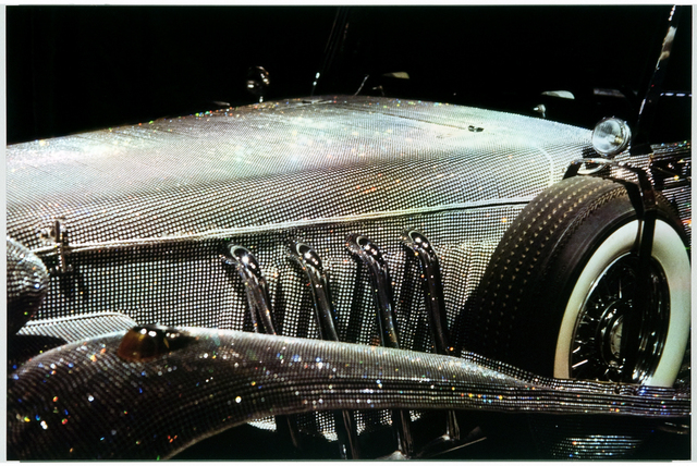 , 'Untitled #122 (rhinestone car),' 2000, Casey Kaplan