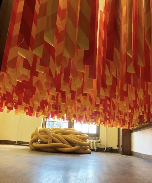 , 'Installation 16: Classroom,' 2018, Resource Art