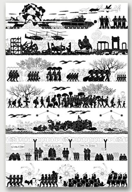 Ai Weiwei, 'Odyssey', 2017, Alpha 137 Gallery