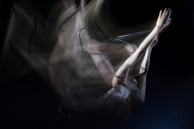 , 'Fließende Körper 4a,' 2017, Luisa Catucci Gallery