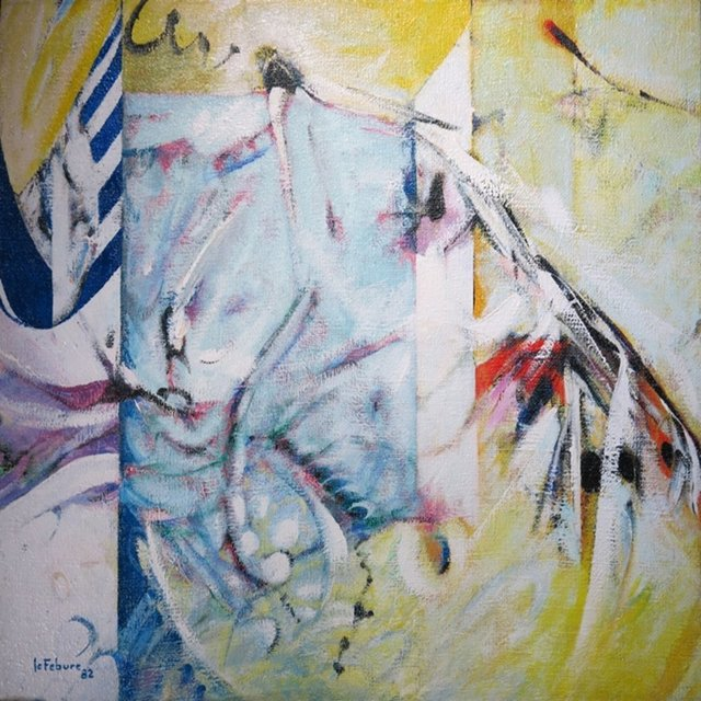 , 'Composition ,' 1982, Galerie Claude Lafitte
