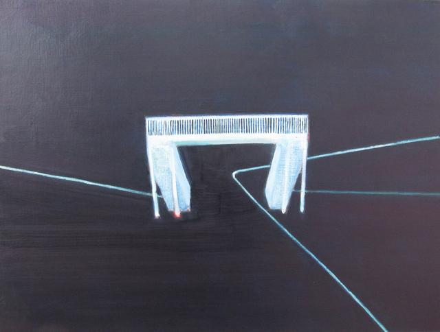 , 'Pedestrain Bridge,' 2015, Agora Gallery