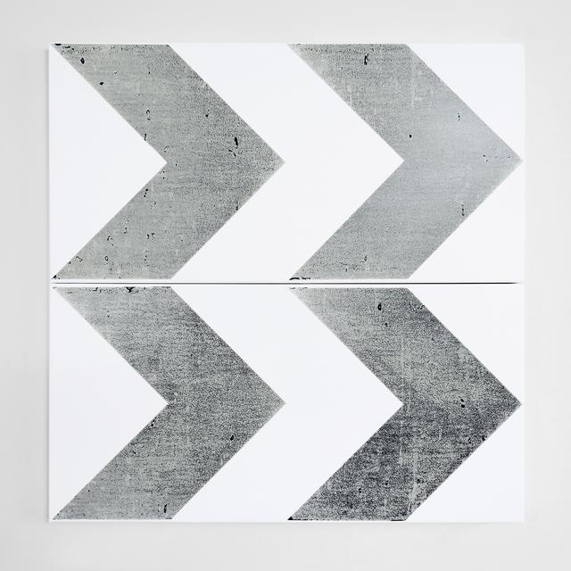 , 'Direccional I,' 2016, Galería Pelaires