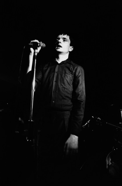 Kevin Cummins, '7. Ian Curtis, Joy Division The Factory, Hulme, Manchester 13 July 1979', 2006, Paul Stolper Gallery