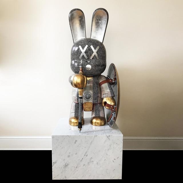 , 'Warrior II,' 2017, Samhart Gallery