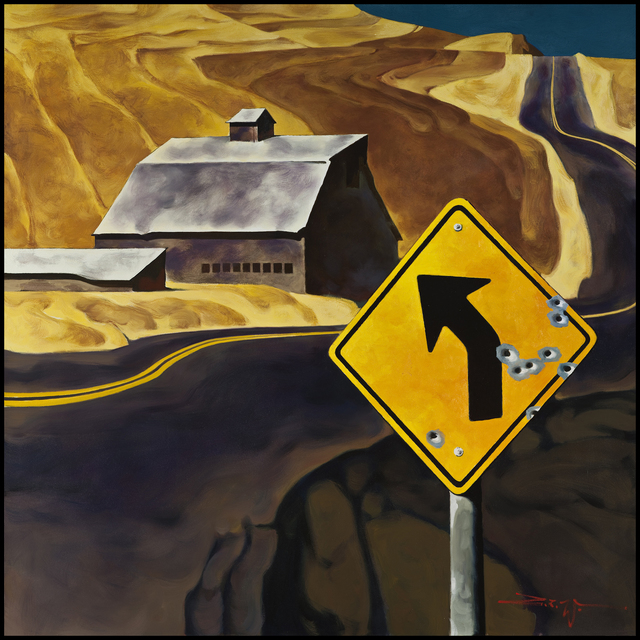 , 'Curve Ahead,' , Blue Rain Gallery