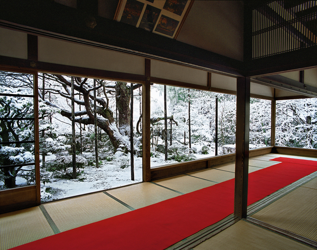 , 'Hōsen-in 1, winter Northeast Kyoto 14 February 2011 (14:00–16:30),' 2011, Benrubi Gallery