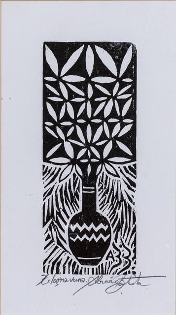 Abraão Batista, 'Untitled', 1968-2016, Ligia Testa Espaço de Arte