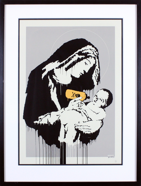 Banksy, 'Toxic Mary', 2004, Gormleys Fine Art
