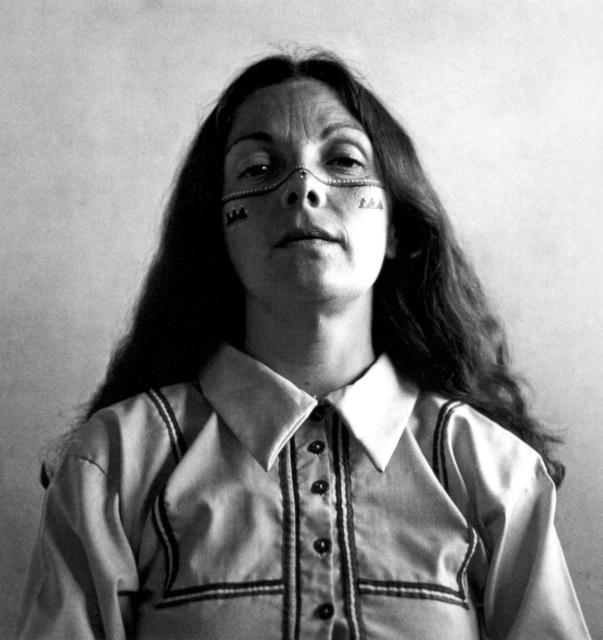 , 'Autorretrato con los indios seris, Desierto de Sonora, Mexico,' 1979, ROSEGALLERY