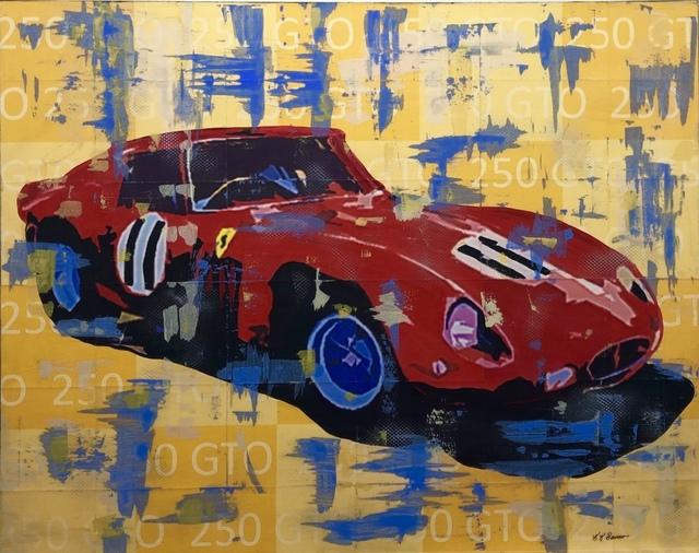 , '250 GTO,' 2018, CGB Fine Art