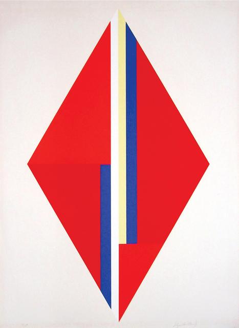 Ilya Bolotowsky, 'Untitled', Anita Shapolsky Gallery
