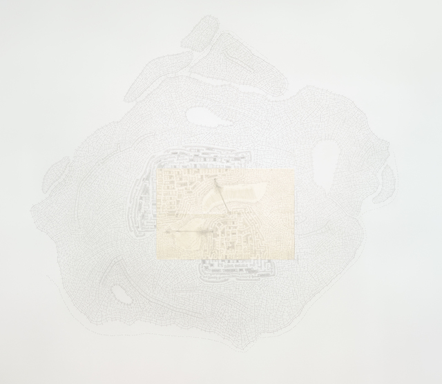 , 'Untitled (War Drawing),' 2008, The Aldrich Contemporary Art Museum