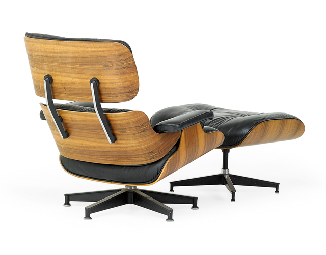 Strange Charles Eames Ray Eames Lounge Chair And Ottoman No 670 Uwap Interior Chair Design Uwaporg