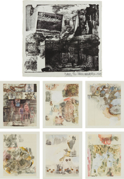 Robert Rauschenberg, 'Dante's Inferno,' 1964, Phillips: Evening and Day Editions (October 2016)
