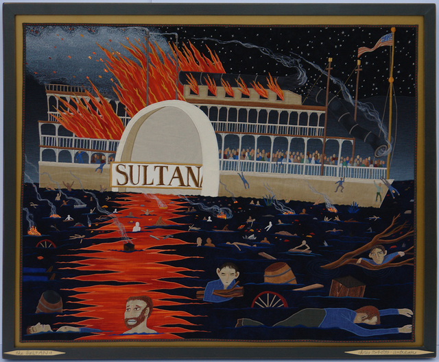 , 'The Sultana,' 2014, Antieau Gallery