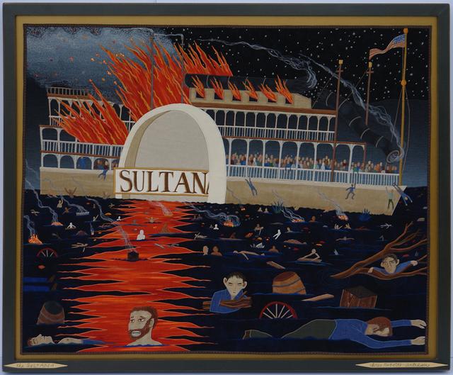 , 'The Sultana,' 2014, Antieau Gallery