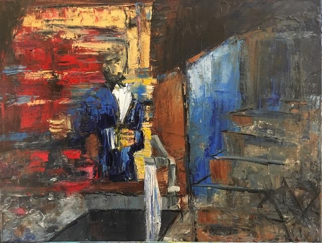 , 'The tap ,' 2016, Lotus Art Gallery