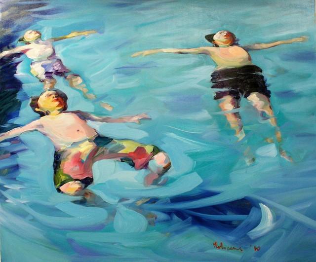 , 'Fare il morto,' , Marta Hewett Gallery