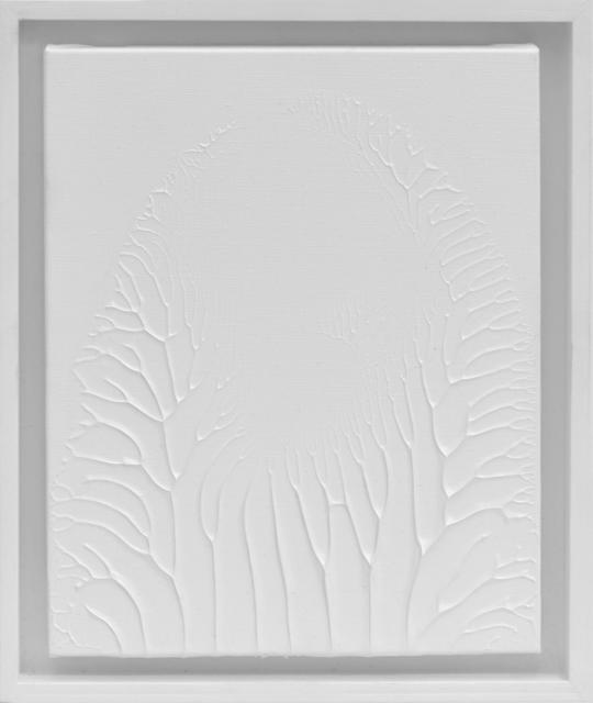 , 'Peinture Blanche F3 #2,' 2016, 22,48m2