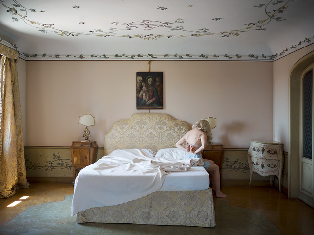 Anja Niemi, 'The Girl of Constant Sorrow', 2018, Photography, Chromogenic Print, Galerie XII