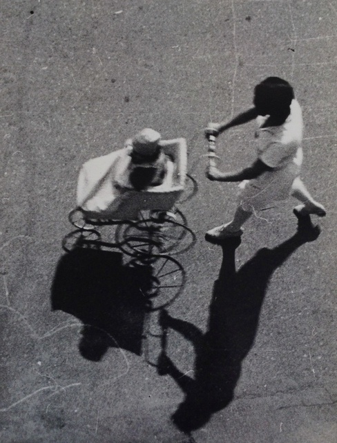 , 'Zhenshchina s kolyaskoi (Woman with baby carriage),' 1928, Richard Saltoun