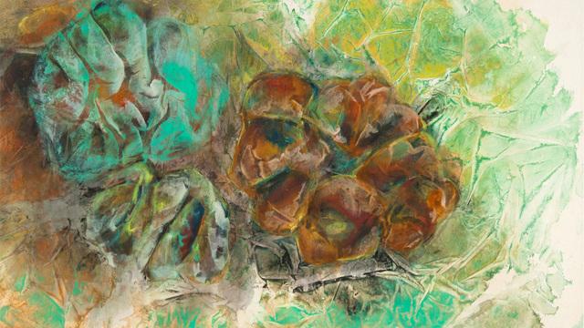 , 'Three Peppers,' 2011, Kwai Fung Hin