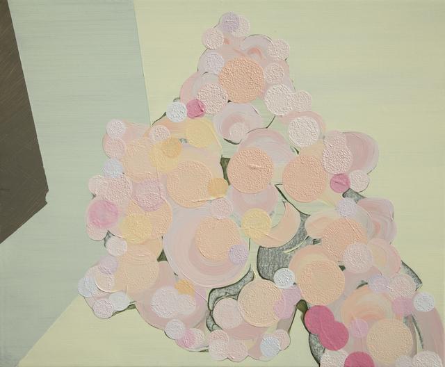 , 'Pink Mangano ,' 2017, Gibbons & Nicholas