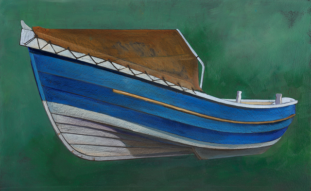 , 'Yorkshire Coble Study,' , Dowling Walsh