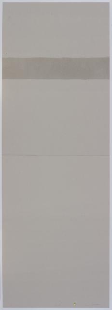 , '13 cm AF,' 2015, Dvir Gallery
