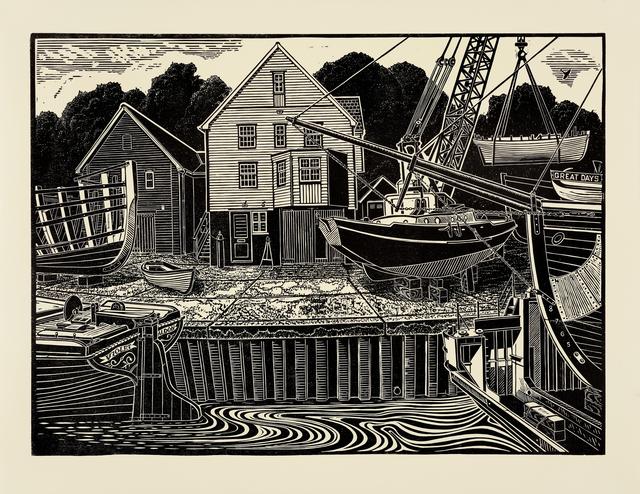 , 'Fullbridge Shipyard,' , Dowling Walsh