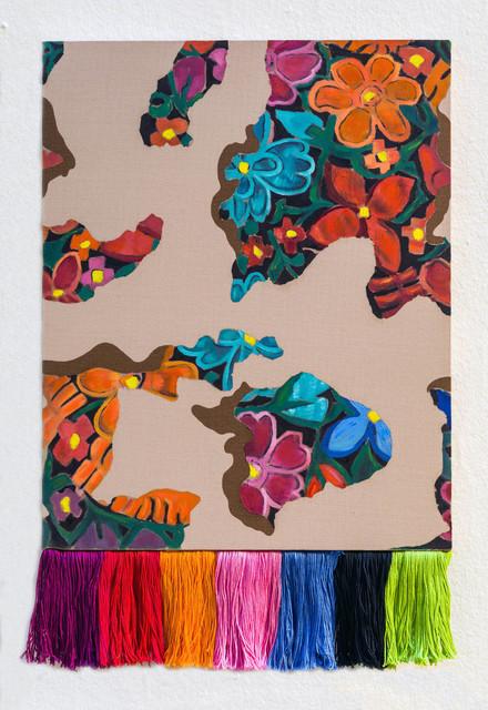 """Erick Benitez, '""""Love Supreme""""', 2018, Adah Rose Gallery"""