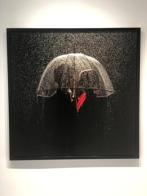 Tyler Shields, 'Under the Rain', 2018, Provocateur Gallery