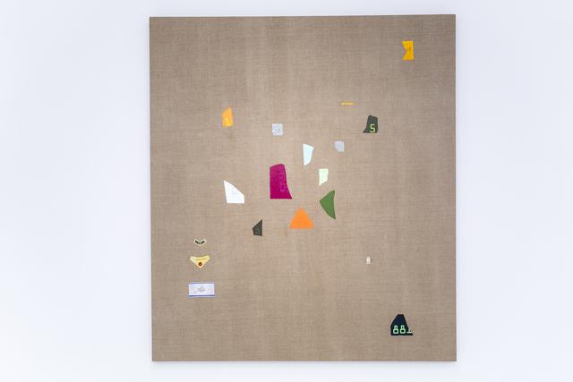, 'Visa Boogaloo Gold,' 2016, Casa Nova Arte e Cultura Contemporanea