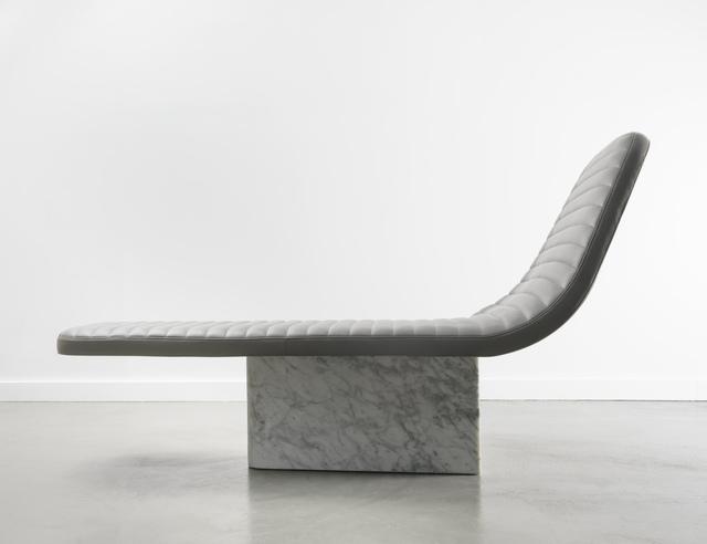 """, '""""Opper"""" lounge chair,' 2015, Galerie Gosserez"""