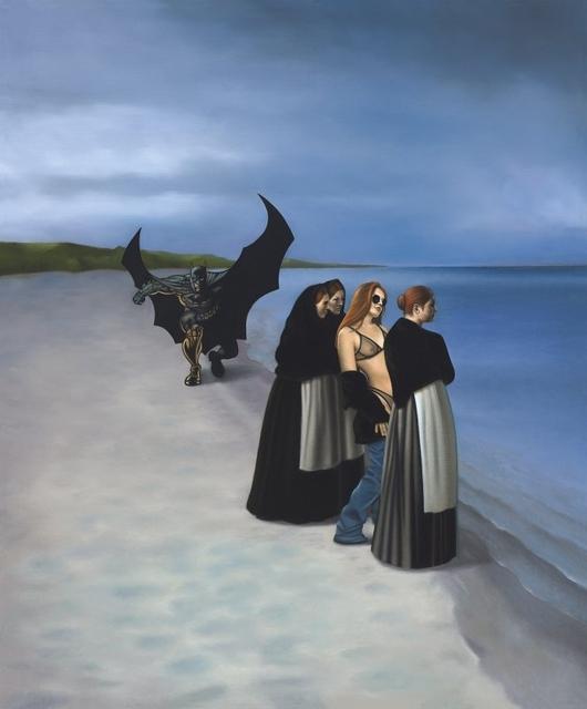 Ole Ahlberg, 'Beach-life', 2015, Artwolfsen