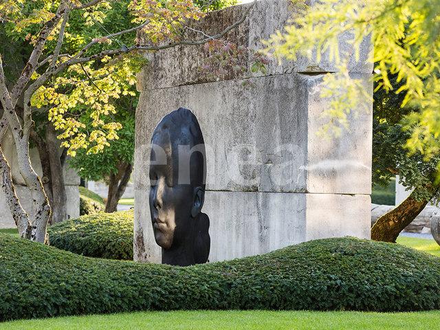 Jaume Plensa, 'Lou', 2015, Tree Museum